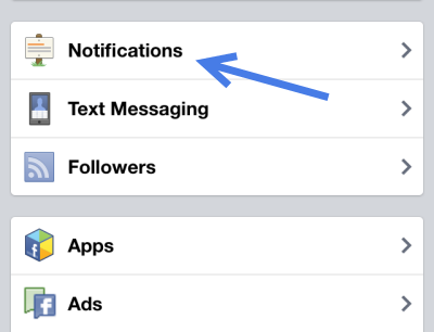unfollow Facebook posts on Android iPhone iPad