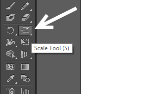 Illustrator Scale option