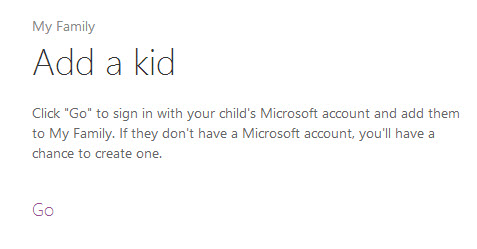 Set up parental control on Windows Phone 8 device