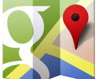 Google-Map-Logo