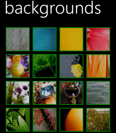 set start screen background windows phone 8