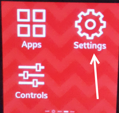 Gear 2 Settings