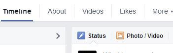 reorder facebook page tabs
