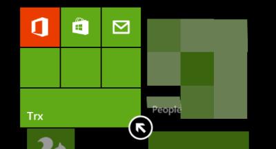 resize windows phone 8 folder