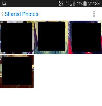 facebook how to download pictures from chat all