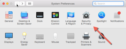 OS X Security & Privacy