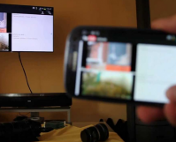 screen mirroring on Android