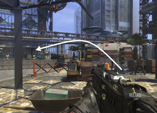 call of duty advanced warfare intel location 3