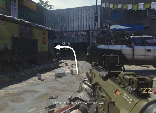 Call of duty advanced warfare intel location 3