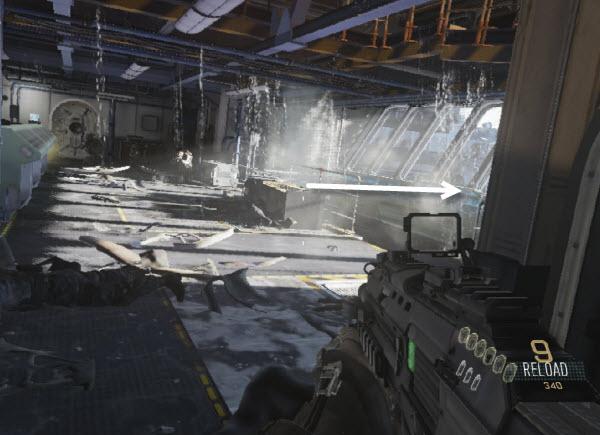 call of duty advanced warfare intel location 1