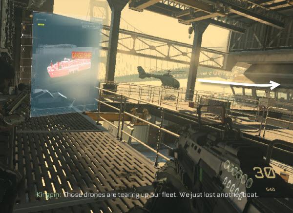 call of duty advanced warfare intel location 2