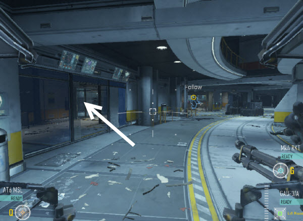 call of duty advanced warfare intel location 2