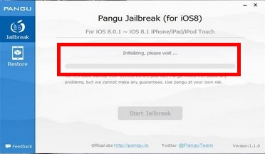 Status of jailbreak