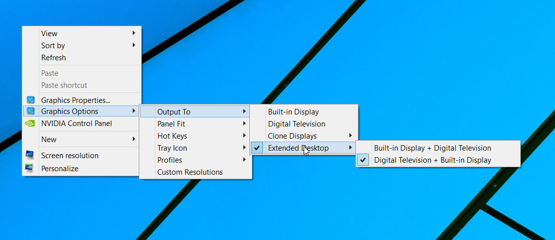 Use Dual Monitors with Windows 10