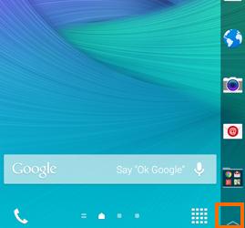 Note Edge - Arrow icon