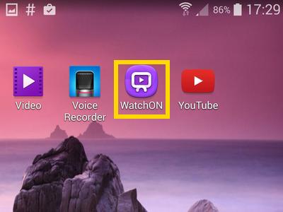 watchon App