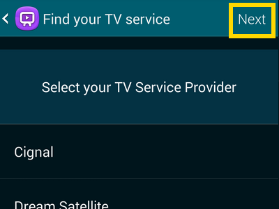 choose tv service provider