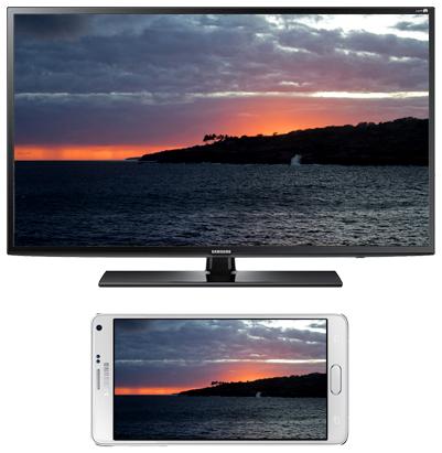 How Do I Mirror My Samsung Galaxy Phone's Screen on My TV?