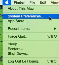 OS X Settings