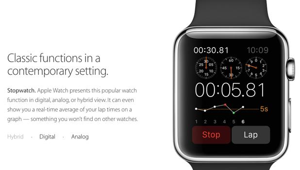Parent watch app