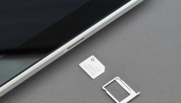 feature micro SIM card