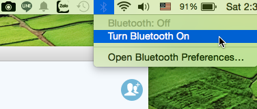 Macbook Bluetooth