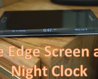 Main Screen Note Edge