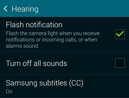 how to turn off voice activation on samsung