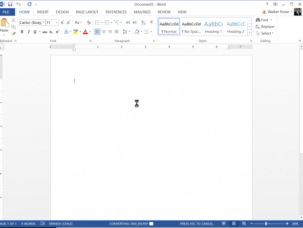 how to edit a PDF file with Word