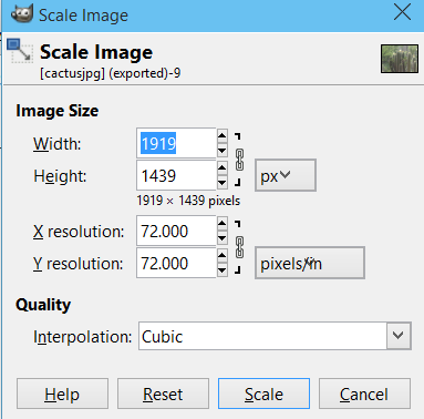 how to reduce photo size
