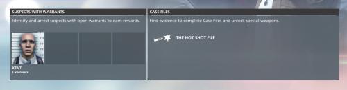 Battlefield Hardline mission 1 warrants and evidences
