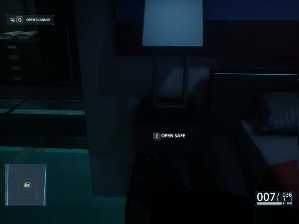File Inside the Safe