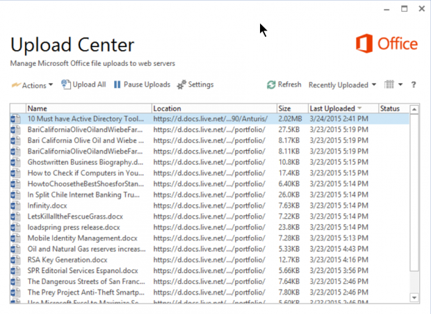 recover office onedrive sync errors