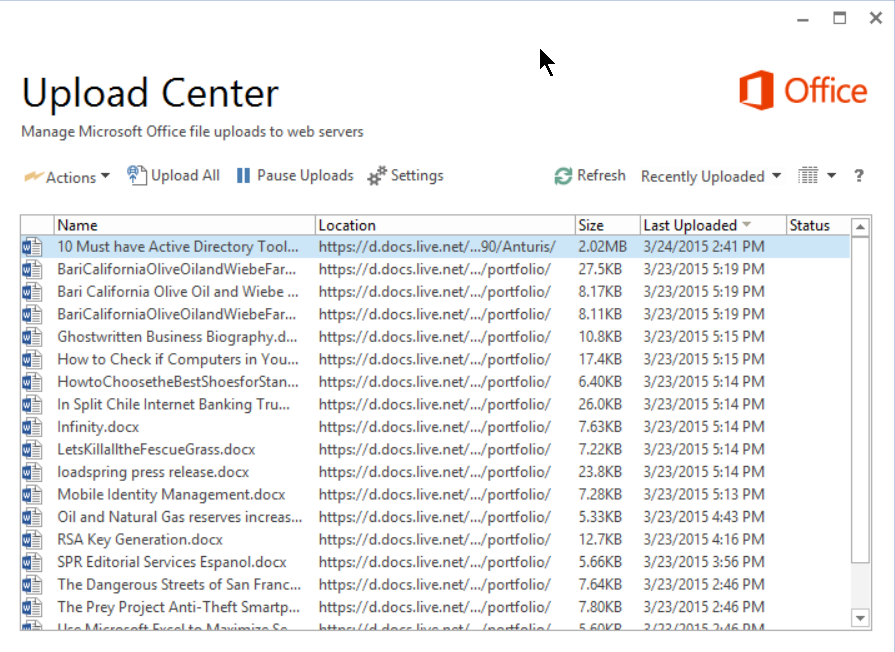 How to Recover Manually from OneDrive Sync Errors