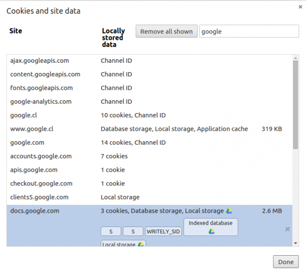 Download And Delete Your Google Search History