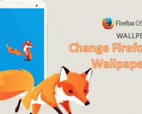Change Firefox OS Wallpaper
