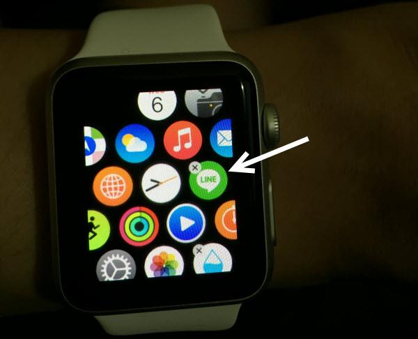 Apple Watch Sport White