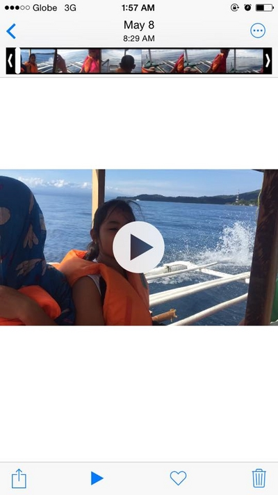 trim down video complete - iPhone 6 ios8
