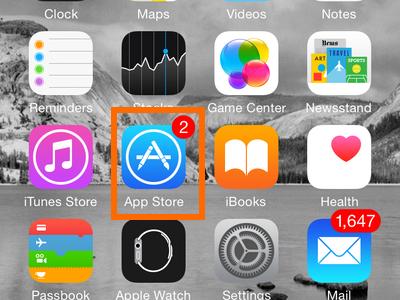 iPhone - App Store