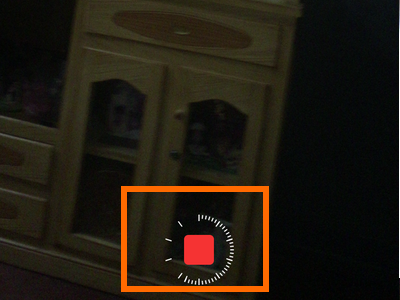 iPhone - Camera - Time Lapse Recording