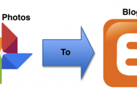 Google Photos to Blogger