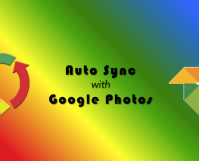 Auto Sync with Google Photos