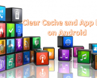 Clear Cache and App Data on Android