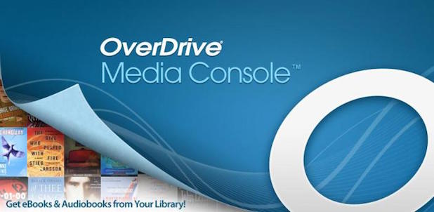 How to use OverDrive