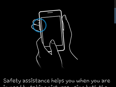 Samsung Galaxy - Safety Assistance - Using Safety Assistance
