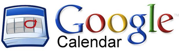 Custom Google Calendar