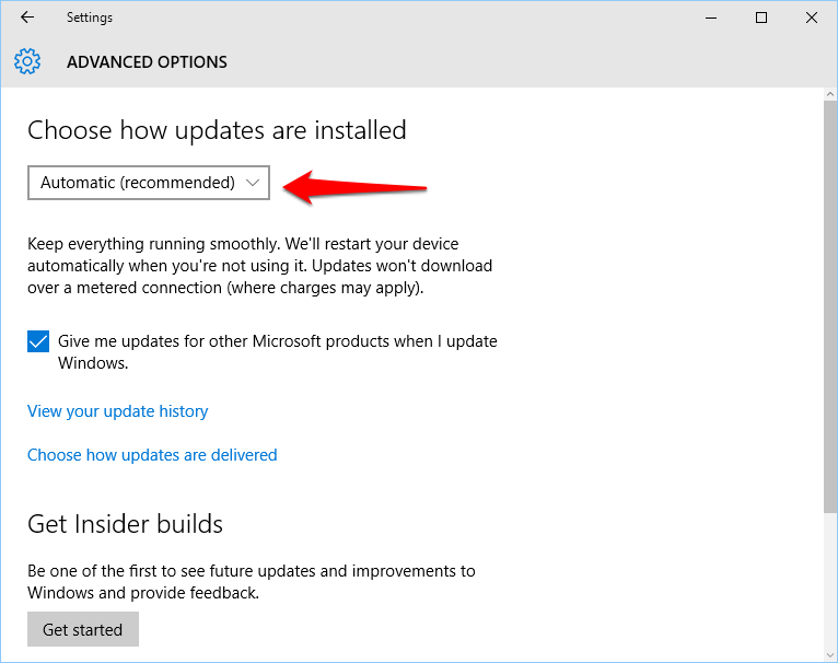 How to Schedule Windows 10 Updates