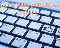 Disable FB video autoplay