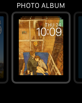 Apple Watch Photo Album Watch Face