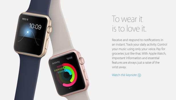 apple watch 618